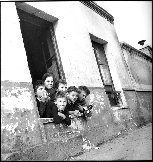 Montreuil 1947 - Ina Bandy